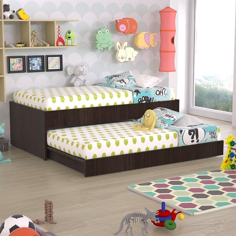 Cama nidos en promocion de marca for Cama nido con colchones