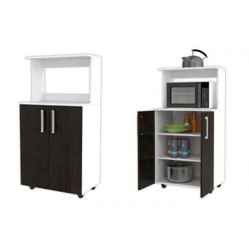 Cocina colhogar muebles colchones - Mueble alto microondas ...