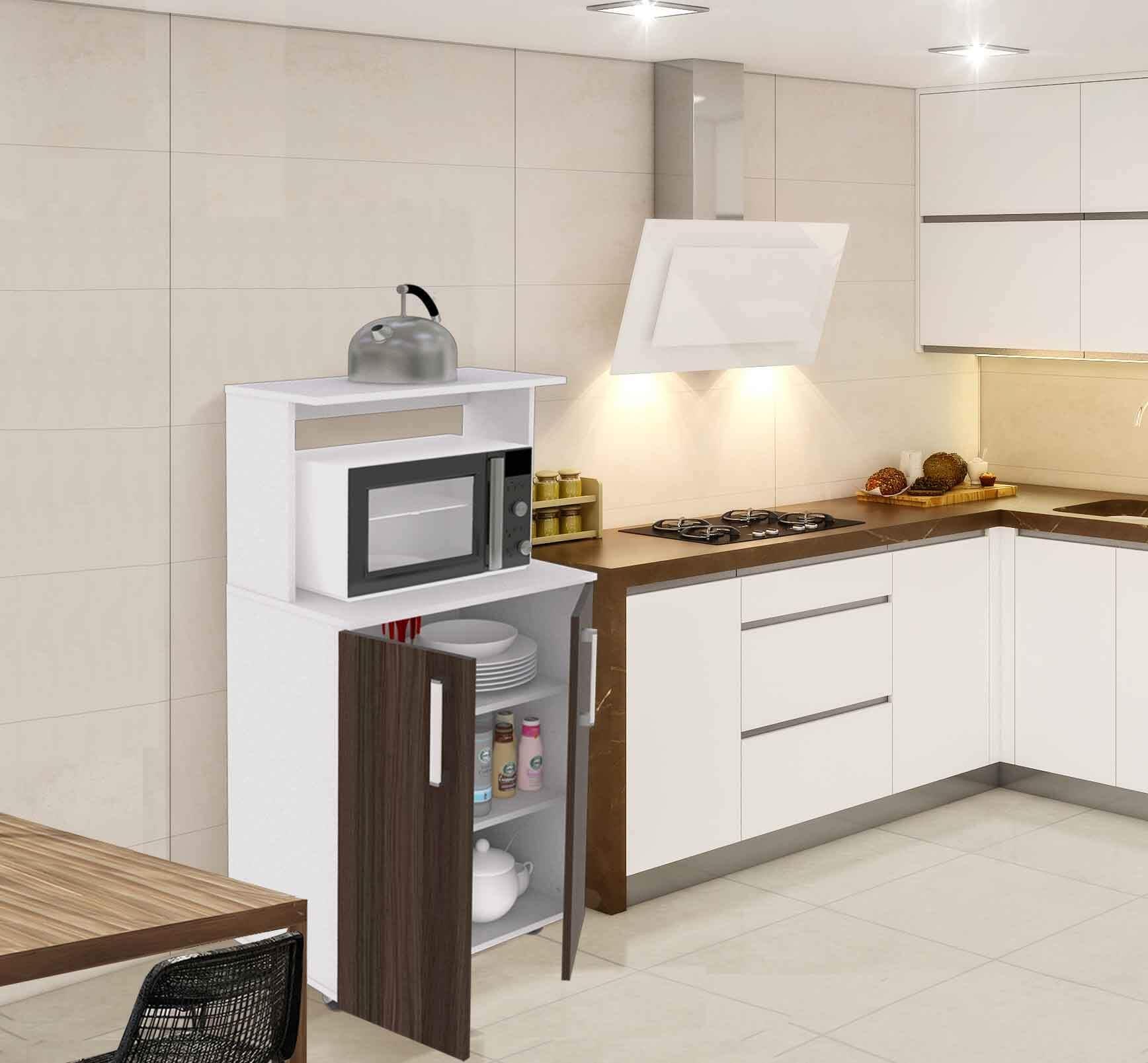 Muebles cocina auxiliares free mueble auxiliar de for Mesa auxiliar para cocina