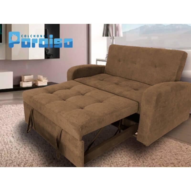 Sof cama manhatan tela man colhogar muebles colchones - Muebles sofas camas ...