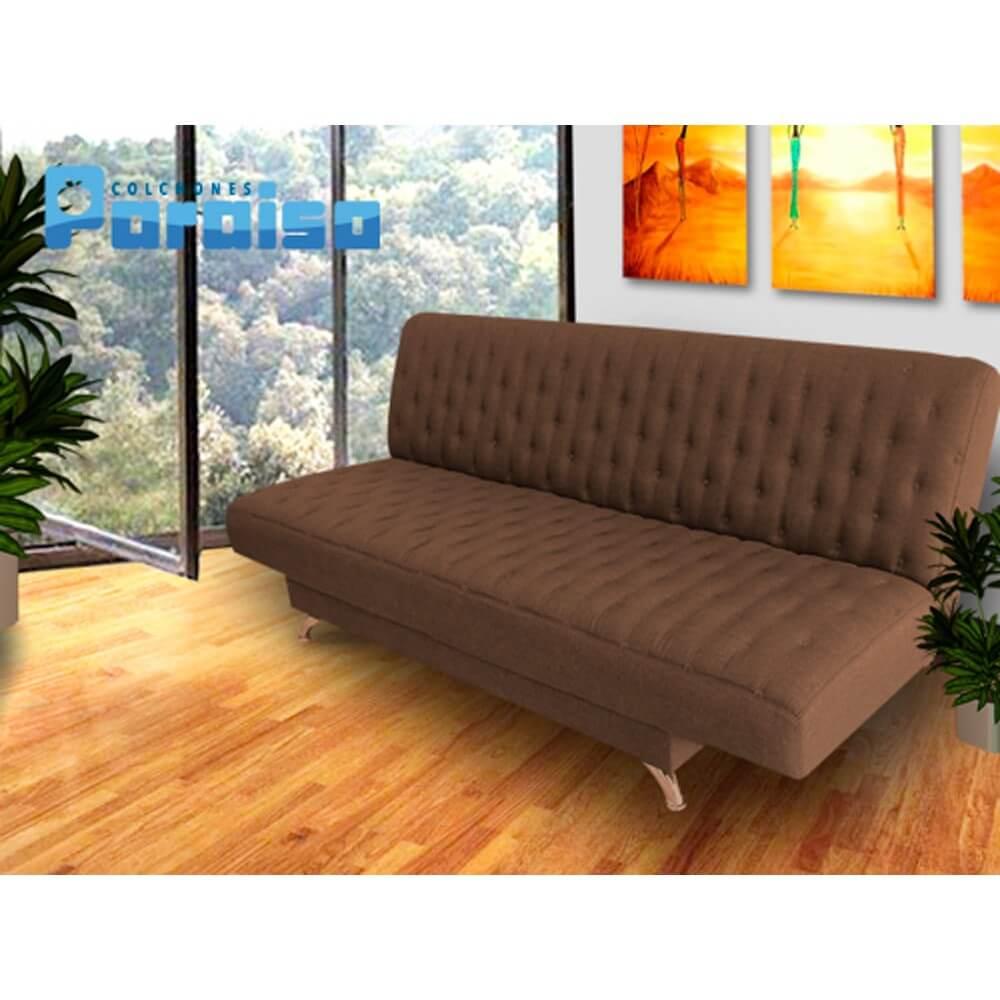 Sof Cama Vintage Tela Man Colhogar Muebles Colchones # Muebles Caqueta En Bogota