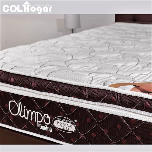 COLCHON OLIMPO DOS CARAS 140X190