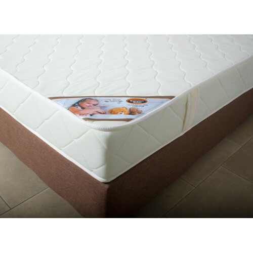 COLCHON LIGHT 140X190 + BASE + PROTECTOR + ALMOHADAS