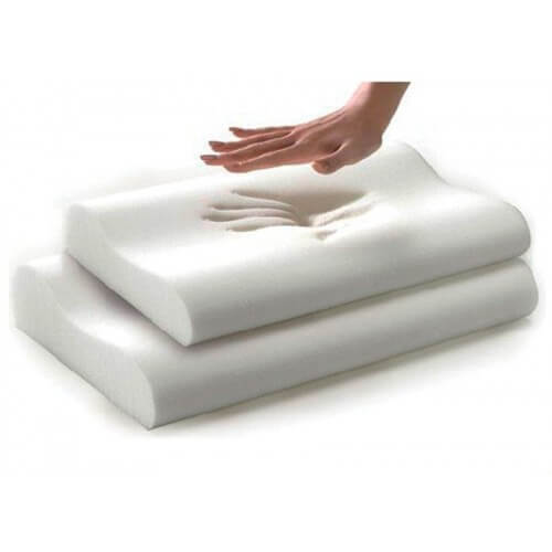 ALMOHADA MOLDED CLOUD
