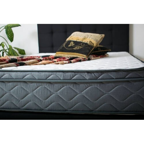 COLCHON SENSATION DUO BLACK 160X190 + BASE