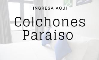 OFERTAS DE COLCHONES PARAISO