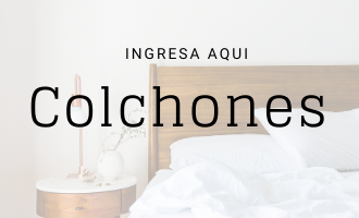 PROMOCIONES DE COLCHONES